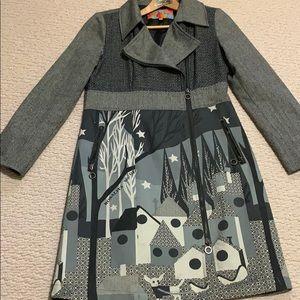 Rosalita McGee fall jacket